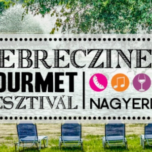 Debrecziner Gourmet Fesztivál 2019-ben Debrecenben - Jegyek itt!