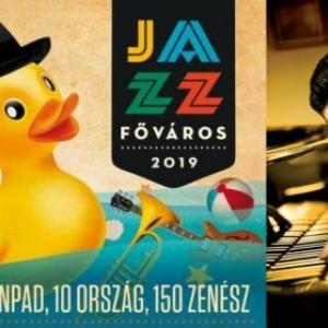 Jazzfőváros Fesztivál 2019-ben Kecskeméten - Jegyek és fellépők itt!