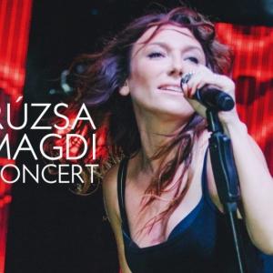 Rúzsa Magdi koncert 2020-ban Budapesten a Sportarénában - Jegyek itt!
