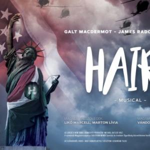 Hair musical 2019-es turné - Jegyek és helyszínek!