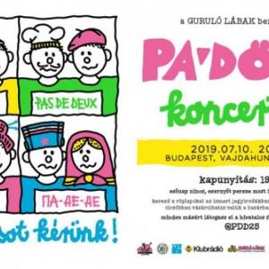 Pa-Dö-Dő koncert 2019 - Jegyek itt!