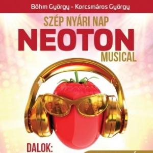 Neoton musical Budapesten - Jegyek  Szép nyári nap musicalre itt!