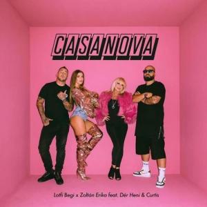 Zoltán Erika Casanova slágere új feldolgozásban robbant a Youtube-on! Videó itt!