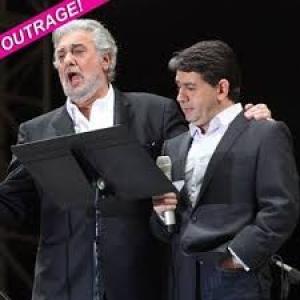 Placido Domingo a fiával énekel duettet - VIDEÓ ITT!