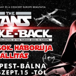 Csillagok háborúja kiállítás 2020-ban is Budapesten - Jegyek itt!