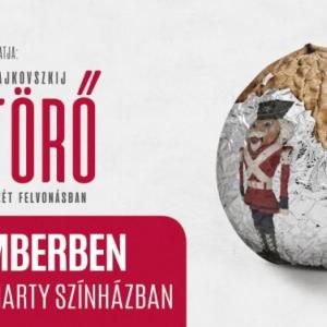 A Székesfehérvári Balett Színház Diótörő balettje 2019-ben a Vörösmarty Színházban - Jegyek itt!