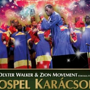 Dexter Walker and Zion Movement - Gopel karácsony koncert turné 2019 - Jegyek és helyszínek itt!