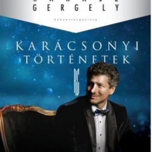 Rákász Gergely karácsonyi koncert 2019-ben Debrecenben a Református Kistemplomban  - Jegyek itt!