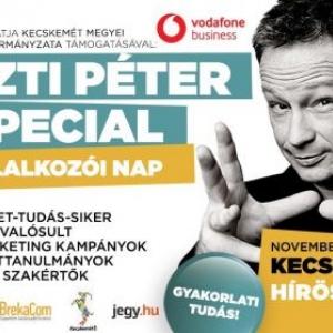 Geszti Péter Speciális Vállalkozói turné  2019 - Jegyek és helyszinek itt!