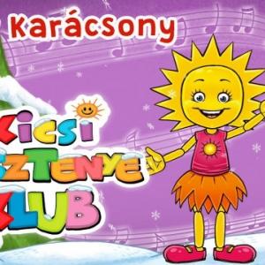 Kicsi Gesztenye Klub Fehér karácsony koncert Budapesten 2019-ben! Jegyek a karácsonyi előadásra itt!