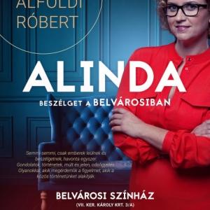 Alföldi Róbert a vendége az Alinda beszélget a Belvárosiban rendezvénynek - Jegyek itt!