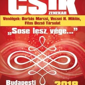 Duplázik a Csík Zenekar a Budapesti Kongresszusi Központban - Jegyek itt!