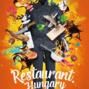 Megjelent Kordos Szabolcs Restaurant Hungary könyve - NYERD MEG!