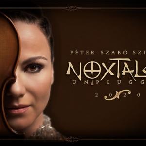 NOXTALGIA - Péter Szabó Szilvia koncert turnéra indul - Jegyek és helyszínek itt!