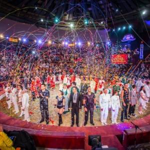 2020 forint a legdrágább jegy a cirkusz nyitóelőadására! Jegyek itt!